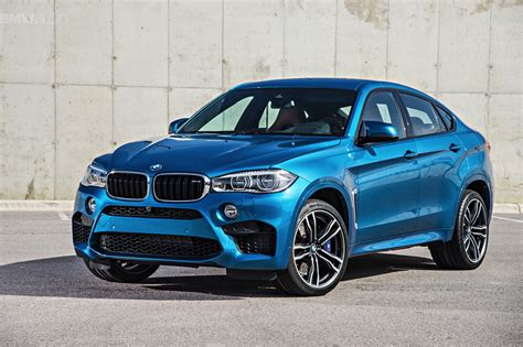 Justin Bell Drives The New Bmw X6 M