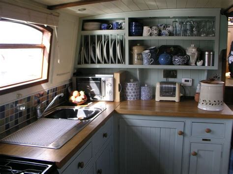 Fishing Boat Interior Ideas by New Nesting Ideas For Your Narrowboat