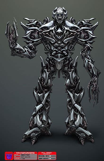 Megatron Looks Vaguely Megatron-ish in Transformers 2 ...