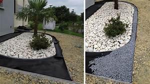 decorer son jardin avec des galets 1 jardin moderne With decorer son jardin avec des galets