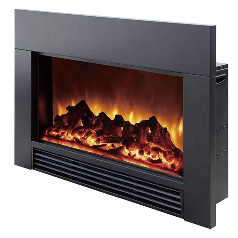 youll love  electric fireplace insert  wayfair