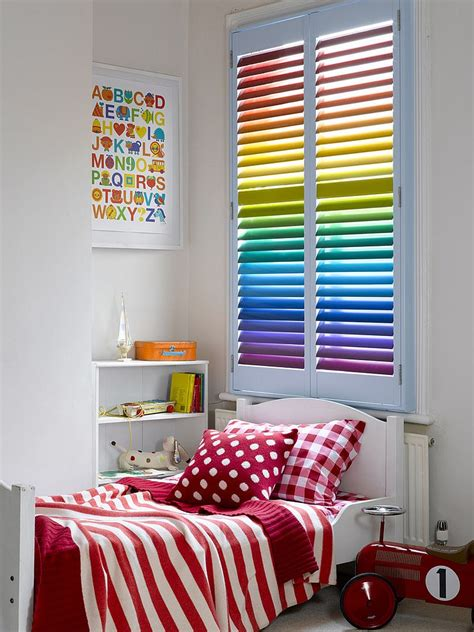 Colored Window Blinds Shades by 30 Trendy Ways To Add Color To The Contemporary Bedroom