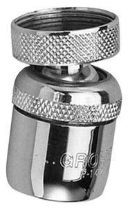 brise jet robinet cuisine grohe 13925000 aérateur mousseur ou brise jet à rotule
