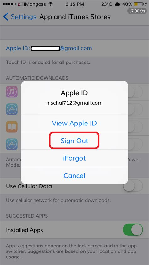 how to change apple id on iphone 5 how to change apple id on iphone ipod touch