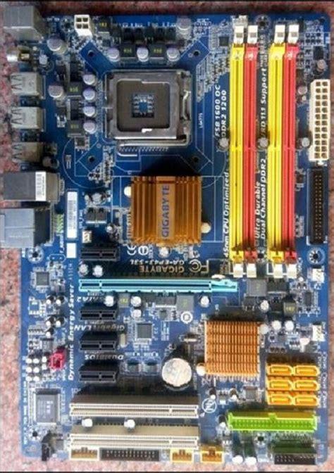 Gigabyte GA-EP43-S3L Chipset P43 Intel Socket 775 matična ...