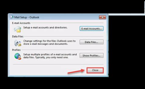 Office 365 Outlook Repair by How To Repair Outlook Profile Using Office 365 Office