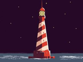 lighthouse gifs find share  giphy