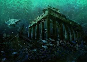 Underwater ruins on Pinterest | Underwater, Underwater ...