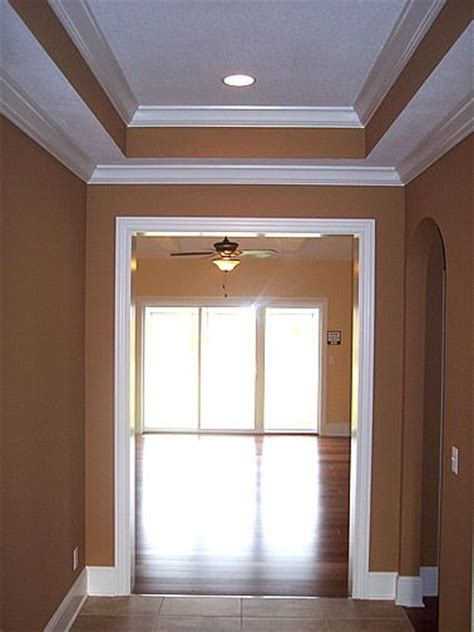 Tray Ceiling Trim Ideas by 17 Best Images About Tray Ceilings On Paint