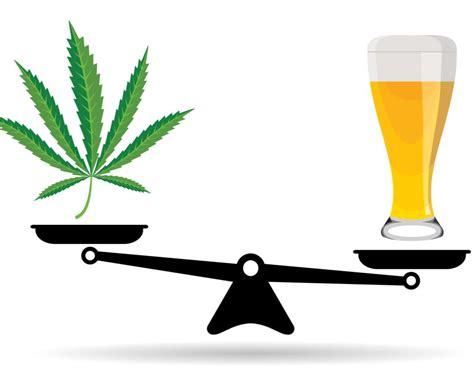 medical marijuana legalization impacts alcohol sales
