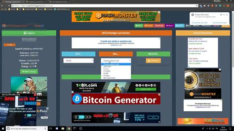 Just find your symbols and earn more bitcoins. CryptoMining Game / Free Bitcoin Mining Game 2018 - YouTube