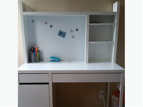 desk add on shelf ikea desk white with add on shelves and storage chair