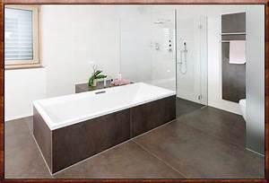 Wandfarbe Für Bad : braune fliesen badezimmer zuhause dekoration ideen ~ Michelbontemps.com Haus und Dekorationen