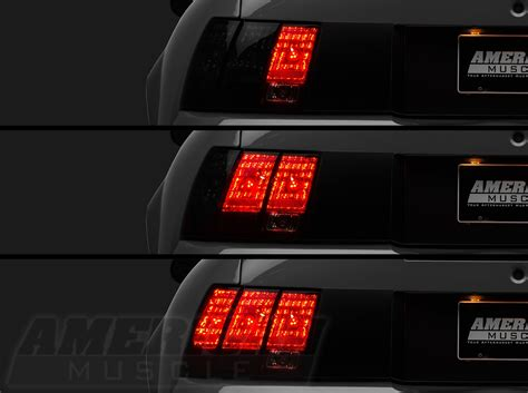 2004 mustang tail lights 2004 ford mustang tail lights