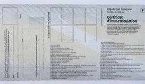 Pieces Pour Immatriculation Vehicule Occasion : carte grise d marches et pi ces fournir pour l 39 achat d 39 un v hicule neuf ou d 39 occasion l ~ Gottalentnigeria.com Avis de Voitures
