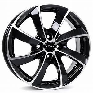 Hyundai Tucson Felgen 16 Zoll : rial lugano 4loch felgen diamant schwarz frontpoliert ~ Jslefanu.com Haus und Dekorationen