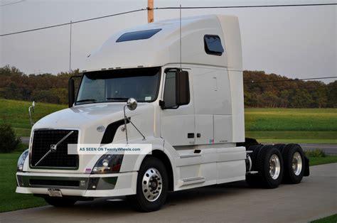 2009 volvo truck 2009 volvo vnl 670
