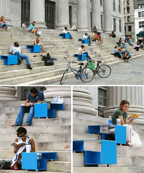 city seats 14 exles of unconventional furniture