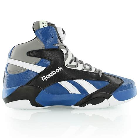reebok shaq attaq team basketball reebok shaq attaq team royal black carbon white bei