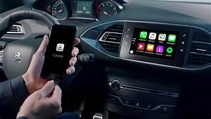 Mirror Screen Peugeot : pr sentation mirror screen peugeot 308 restyl e vid o officielle 2017 ~ Medecine-chirurgie-esthetiques.com Avis de Voitures