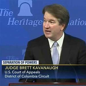 Brett Kavanaugh nominated as Justice Kennedy's Supreme ...