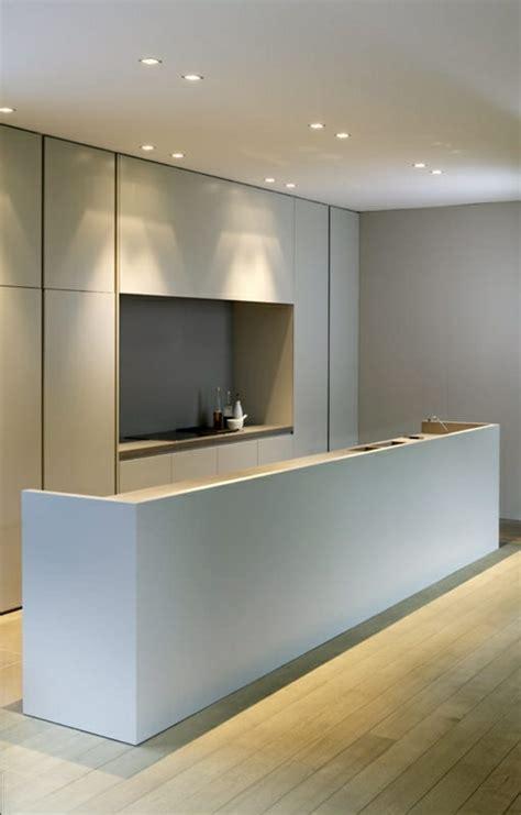 cuisine minimaliste cuisine minimaliste de couleur blanche 25 idées pour vous