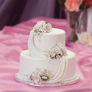 Small Simple Wedding Cakes - Wedding and Bridal Inspiration