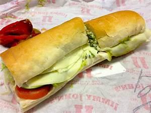 Jimmy Johns Vegetarian Sandwich « FoodieCuisine.com