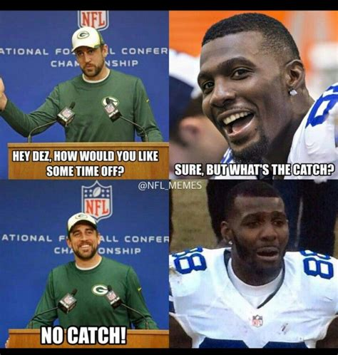 Playoffs Meme - nfl funny dez bryant dallas cowboys playoffs 2014 season funny nfl pinterest cowboys
