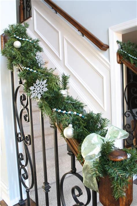 decorate  christmas garland   greenery