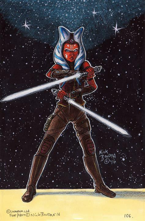 Star Wars Darth Maul Wallpaper Ahsoka Tano Post Clone Wars By Phraggle On Deviantart
