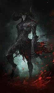 Agreus from Castlevania: Lords of Shadow 2, demon, concept ...