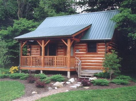 Cabins and Candlelight, a romantic log cabin getaway in