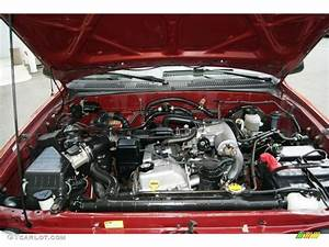 1998 Toyota Tacoma Engine 24 L 4 Cylinder