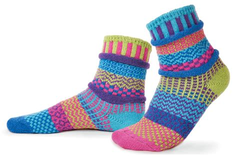 solmate socks bluebell the mole hole