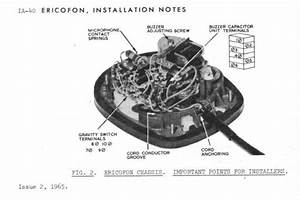Australian Ericofon Installation  U0026 Wiring