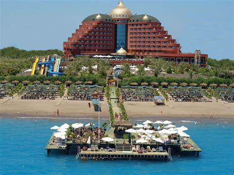 Delphin Antalya by Delphin Palace Deluxe Hotel