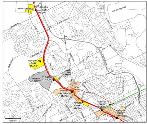 waterloo region light rail project