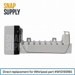 W10190965 Ice Maker For Whirlpool  With Images