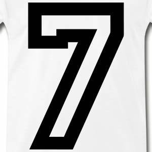Number 7 T Shirts Spreadshirt
