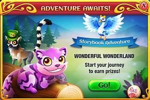 Storybook, Adventure
