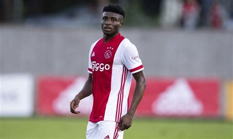 Ajax manager confirms Kudus Mohammed's absence for FC ...