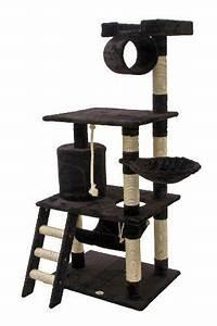 Seil Für Kratzbaum : go pet club kratzbaum f r katzen 157 48 cm schwarz katzen farbe schwarz 96 52 x 68 58 x ~ Orissabook.com Haus und Dekorationen