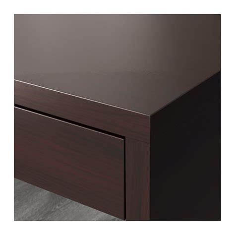 Micke Desk Black Brown by Micke Desk Black Brown 142x50 Cm Ikea