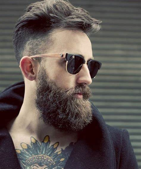 The viking beard styles are just what you need. Viking Beard: How to Grow + Top 10 Styles - BeardStyle