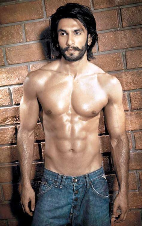 A Full Monty Moment For Ranveer Singh Entertainment