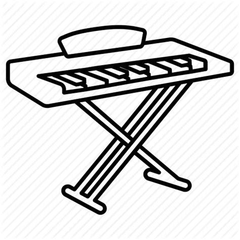 musical keyboard drawing  getdrawingscom