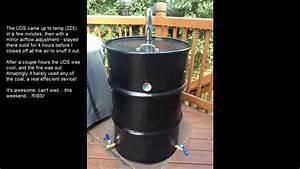 Upright Barrel Smoker : my upright drum smoker uds youtube ~ Sanjose-hotels-ca.com Haus und Dekorationen
