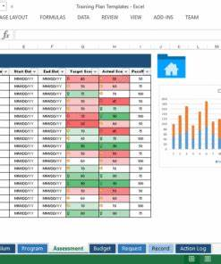 Download Table Of Contents Template Training Plan Templates Templates Forms Checklists For