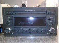 For Sale Audi Symphony 2+ MP3 Radio
